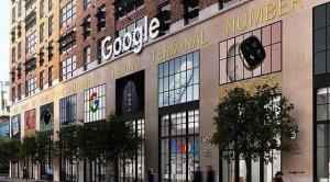 اولین فروشگاه فیزیکی گوگل افتتاح شد