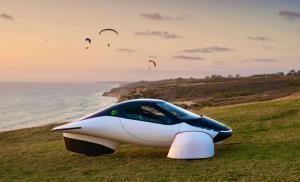 خودروی خورشیدی اپترا Sol پس از یازده سال وقفه در آستانه تولید انبوه قرار گرفت