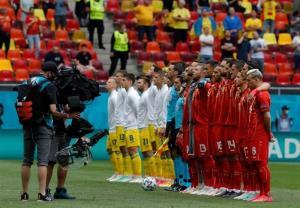 یورو ۲۰۲۰/ برتری شاگردان شوچنکو مقابل مقدونیه از دریچه دوربین
