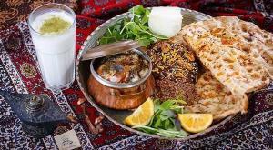 روش تهیه خوشمزه ترین غذای سنتی شهر اصفهان