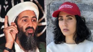 حمایت برادرزاده بن لادن از ترامپ