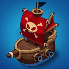 Pirate Evolution؛ دزدان دریایی به گل نشسته