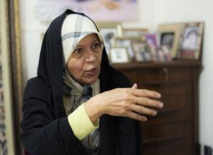 فائزه هاشمی: شورای نگهبان نیازمند خانهتکانی است