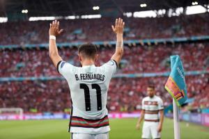 برونو فرناندز: حالا هدف ما شکست آلمان است