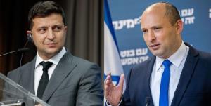 دعوت اوکراین از نخستوزیر جدید اسرائیل برای سفر به کییف