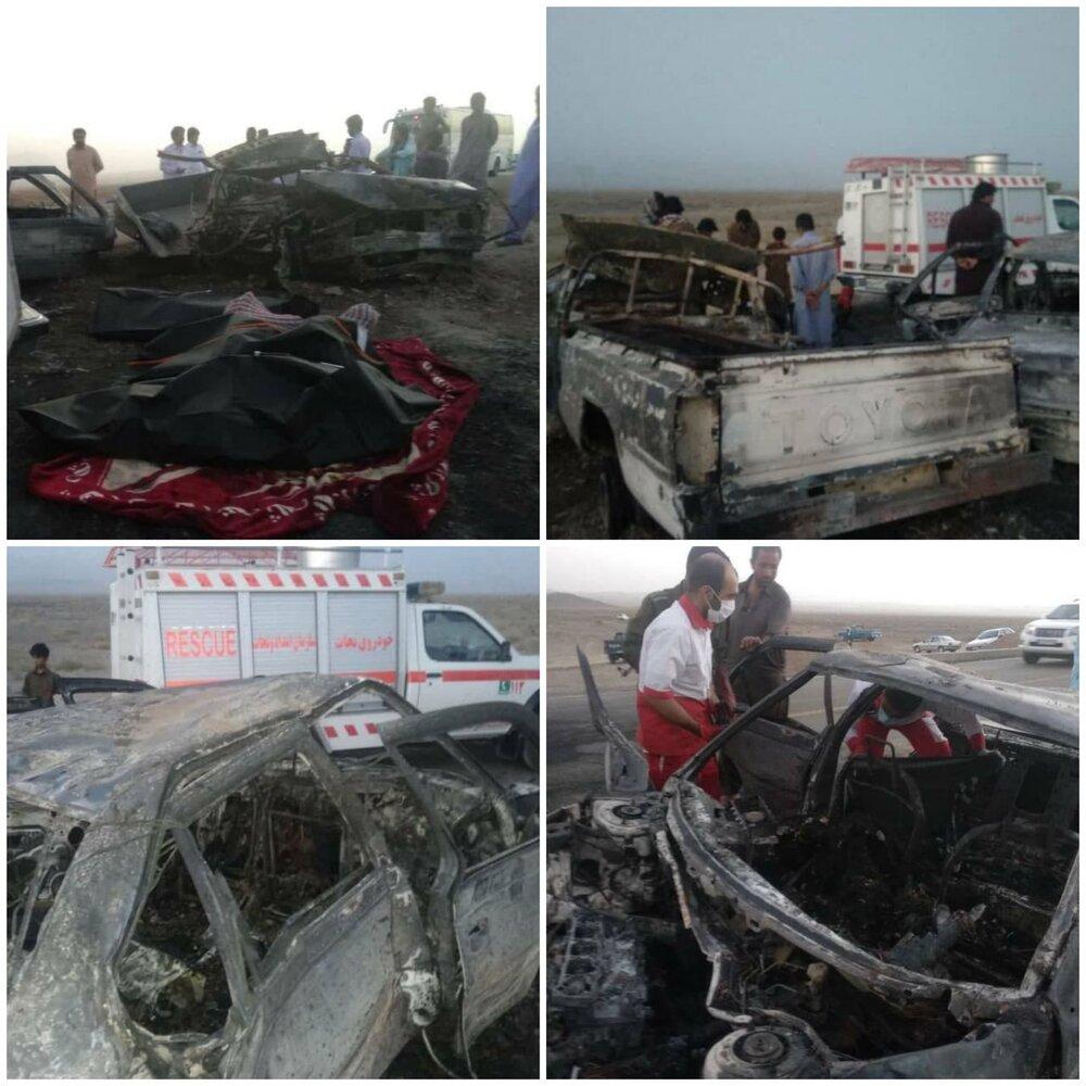 حادثه خونین در جاده سراوان به خاش