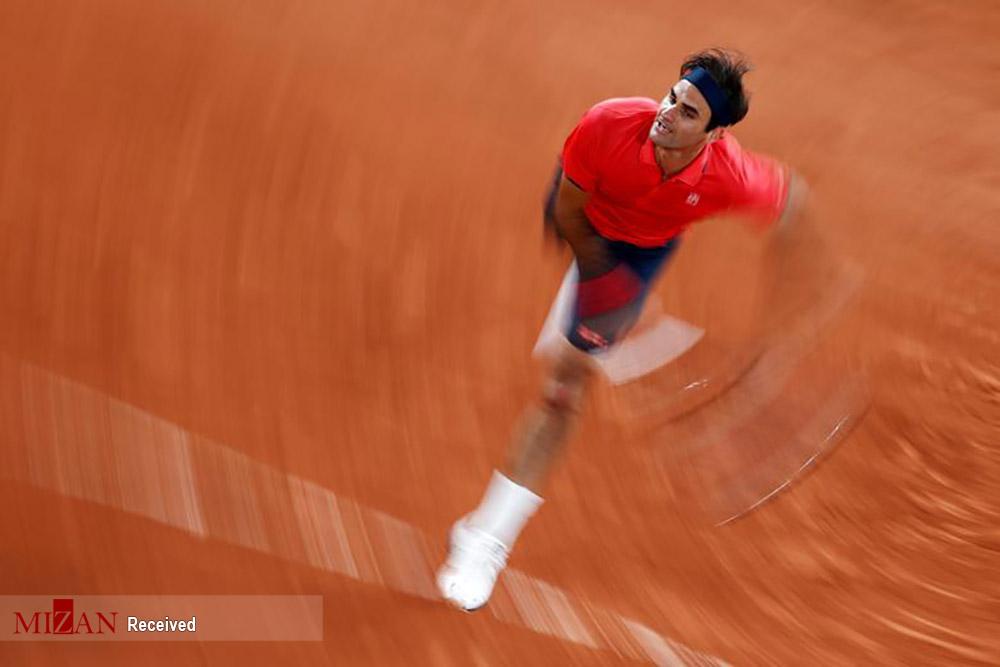 بهترین لحظات مسابقات تنیس فرانسه
