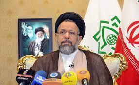 وزیر اطلاعات: حضور مردم در پای صندوقهای رای پیام عزت و امنیت دارد