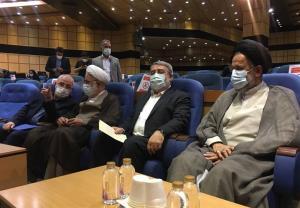 حضور وزیر اطلاعات و دادستان کشور در ستاد انتخابات
