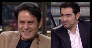 واکنش شهاب حسینی وقتی سن رحیم نوروزی رو فهمید!
