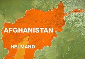 شهرستان «گرشک» در جنوب افغانستان سقوط کرد