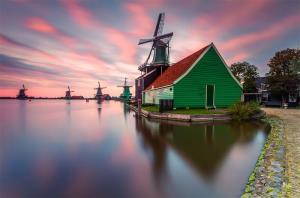 طبیعت دیدنی هلند