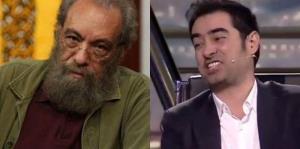 تیکه تاریخی شهاب حسینی به فراستی