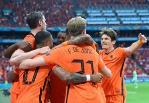یورو ۲۰۲۰/ صعود هلند به مرحله یک هشتم نهایی با غلبه بر اتریش