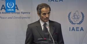 مدیر کل آژانس: پیشنهادی از طرف ایران برای تمدید توافق فنی دریافت نکردهایم