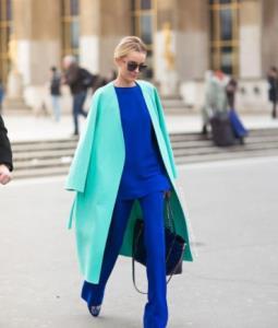 ویژگیهای افرادی که به رنگ آبی علاقه دارند