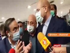 قالیباف از ستاد انتخابات کشور بازدید کرد