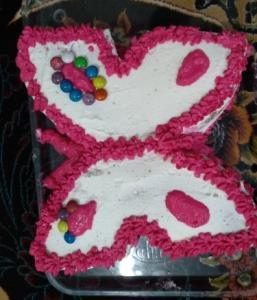 از شما/کیک تولد دخترم