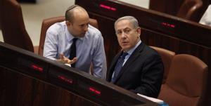 نتانیاهو اسنادی در دفتر نخستوزیری را از بین برد