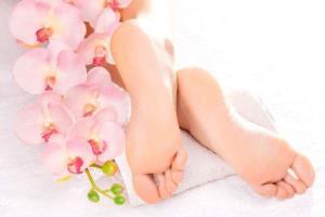 علت ، عوارض و درمان کف پای صاف