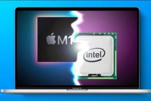 اپل سیلیکون سهم اینتل از بازار پردازندهها را به کمترین سطح تاریخی خود میرساند