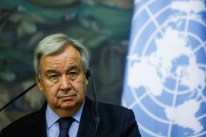 دبیرکل سازمان ملل انتخاب شد