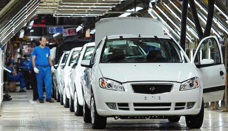قیمت تمامشده خودروها در سال گذشته