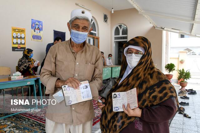 ۶۱ درصد گلستانیها در انتخابات مشارکت کردند