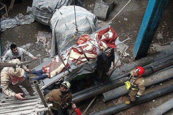 مدیرکل پزشکی قانونی استان اصفهان: نیمی از تلفات حوادث کار به دلیل سقوط از بلندی است