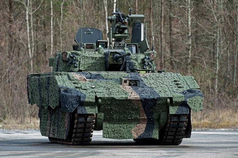 خودروی زرهی جدید ارتش انگلیس سربازان را بیمار می کند!