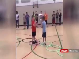 ایده ای جذاب برای بازی گروهی
