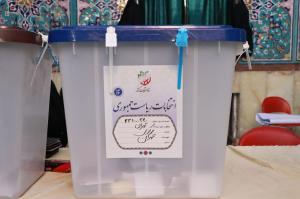 درصد رای روسای جمهور ایران