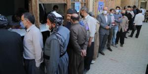 شمار رأیدهندگان در کردستان به ۴۰۸ هزار نفر رسید