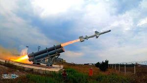 ترکیه با موفقیت موشک دوربرد