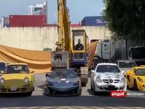 نحوهی مبارزهی دولت فیلیپین با ماشینهای قاچاقی