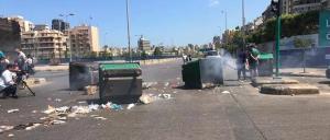 کشف ۱۶ موشک آر پی جی و ۵ بمب در سطل زبالههای بیروت!