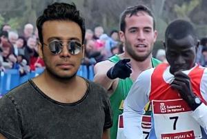 تقدیر و تشکر ورزشکار اسپانیایی از محسن چاوشی