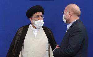پیام رئیس مجلس به رئیس جمهور منتخب مردم