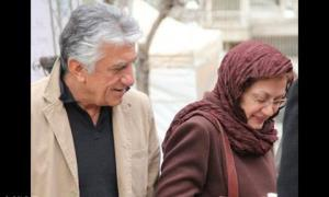 رضا کیانیان از فداکاری همسرش «هایده» گفت