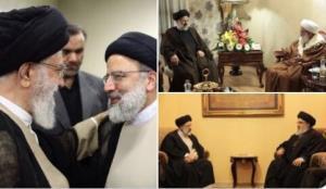 واکنش صفحه توییتر منتسب به سید حسن نصرالله به پیروزی رئیسی