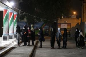 انتخابات در خوزستان، ساعات پایانی