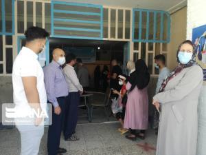 فرماندار: مرزنشینان قصرشیرین ۶۲ درصد در انتخابات مشارکت کردند