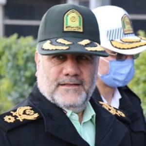 آخرین وضعیت امنیتی پایتخت از زبان رئیس پلیس