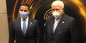رایزنی ظریف و همتای کویتی درباره تحولات یمن، عراق و سوریه