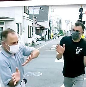 گفتگو با 2 ایرانی که جلوی مرگ ژاپنی ها را گرفتند