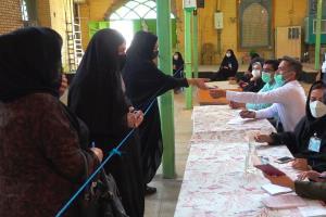 مُنتخبان ششمین شورای اسلامی شهر سمیرم مشخص شدند