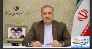 سفیر ایران در مسکو: امیدواریم نتایج انتخابات موجب خیر و برکت برای کشور باشد