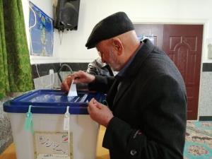 فرماندار: ۶۰ درصد دهاقانیها در انتخابات شرکت کردند