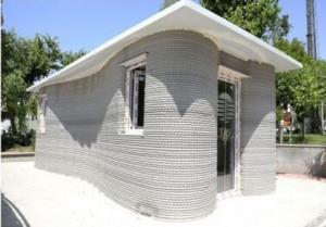 احداث اولین ساختمان با فناوری چاپ سهبعدی در کشور