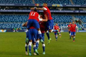 کوپا آمهریکا/ پیروزی شیلی مقابل بولیوی